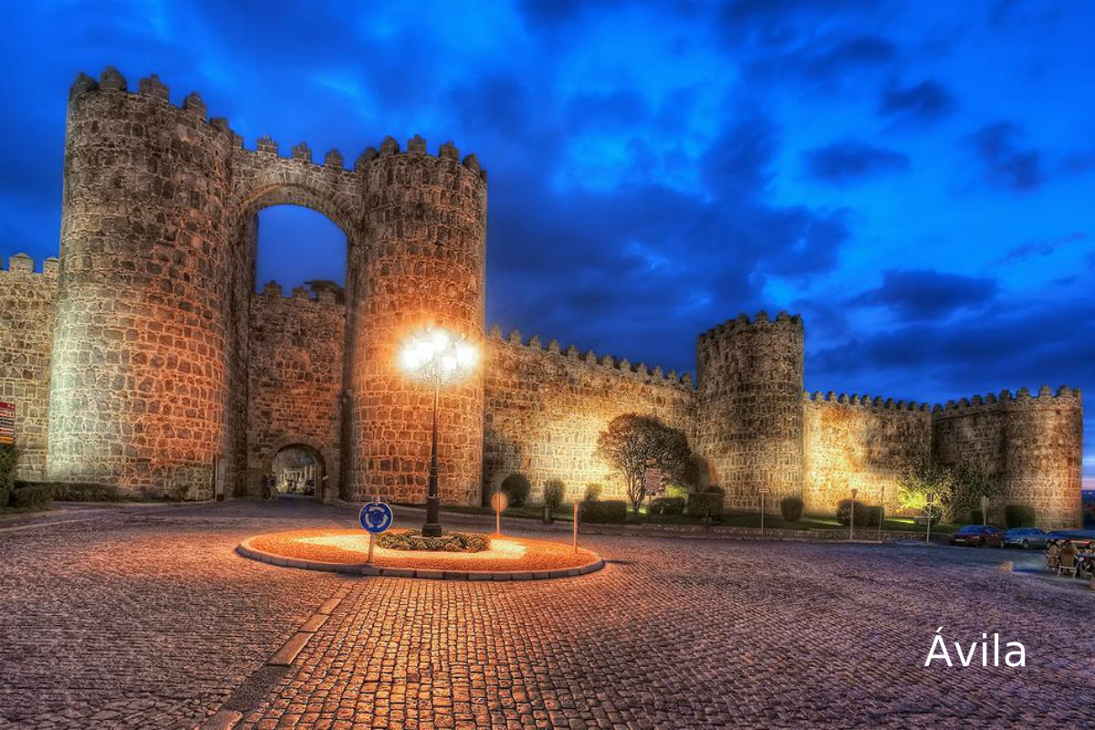 Ávila, Castilla Y Léon
