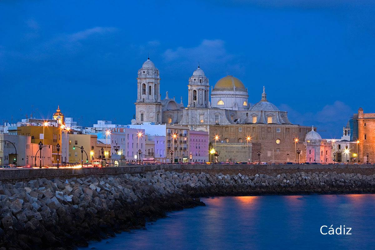 Cádiz, Andalusië