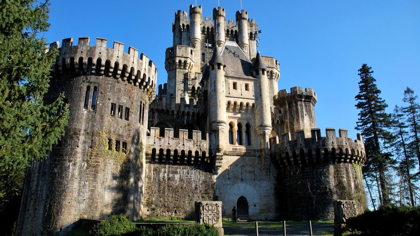 Castillo De Butrón (Vizcaja)