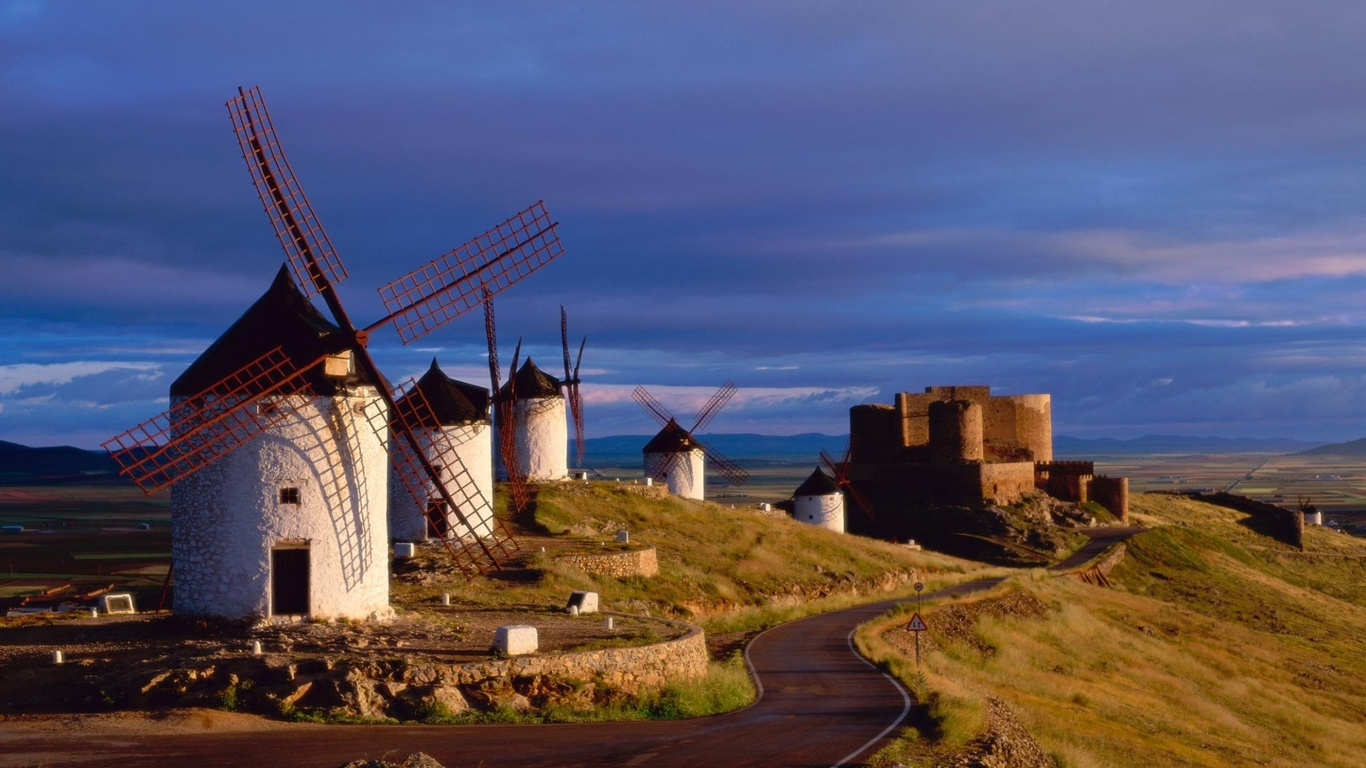 Consuegra (Castilla La Mancha)