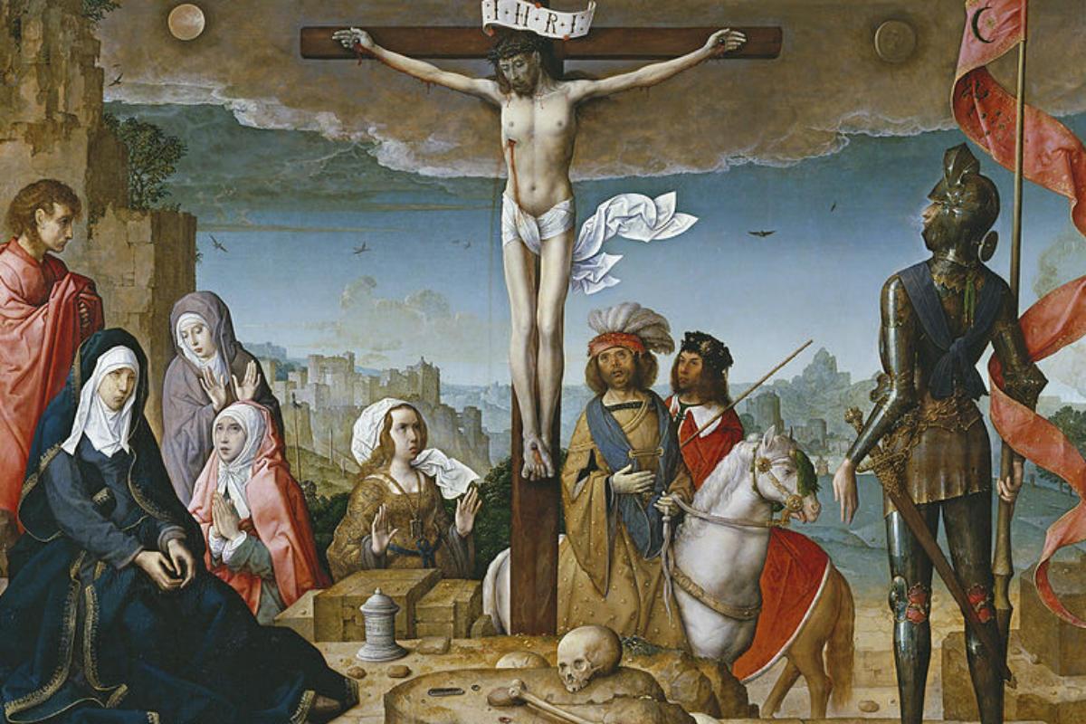 El Prado – De Kruisiging Van Juan De Flandes