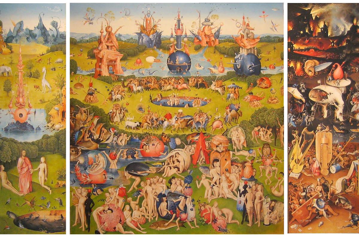 El Prado – Tuin Der Lusten Van Hieronymus Bosch