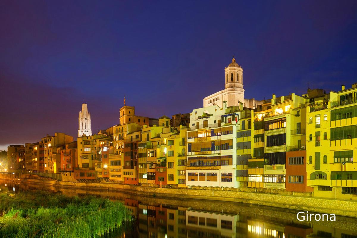 Girona, Catalonië