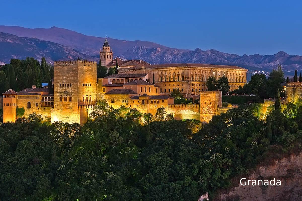 Granada, Andalusië