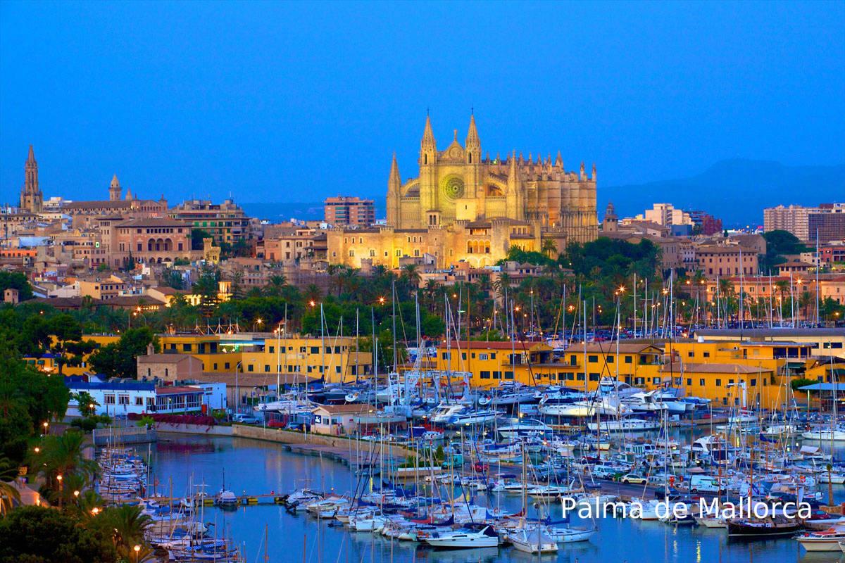 Palma De Mallorca, Balearen