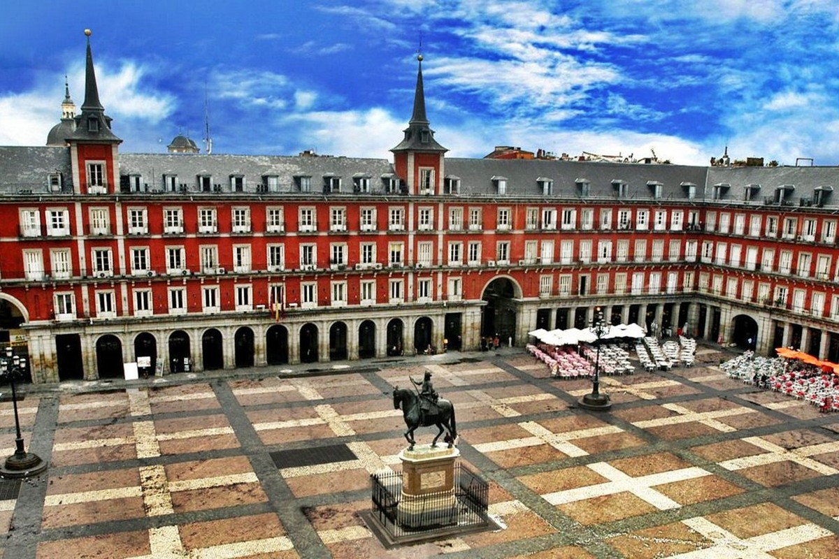 Plaza Mayor, Madrid (Madrid)