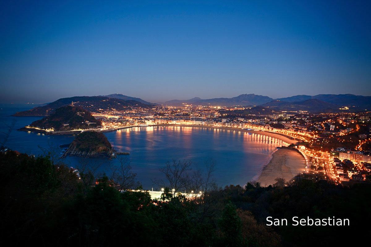 San Sebastián, Baskenland