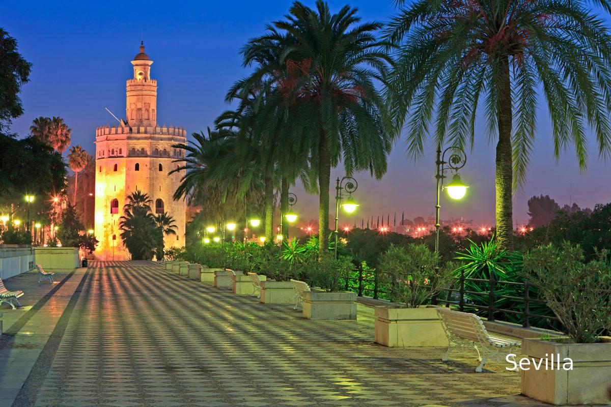 Sevilla, Andalusië