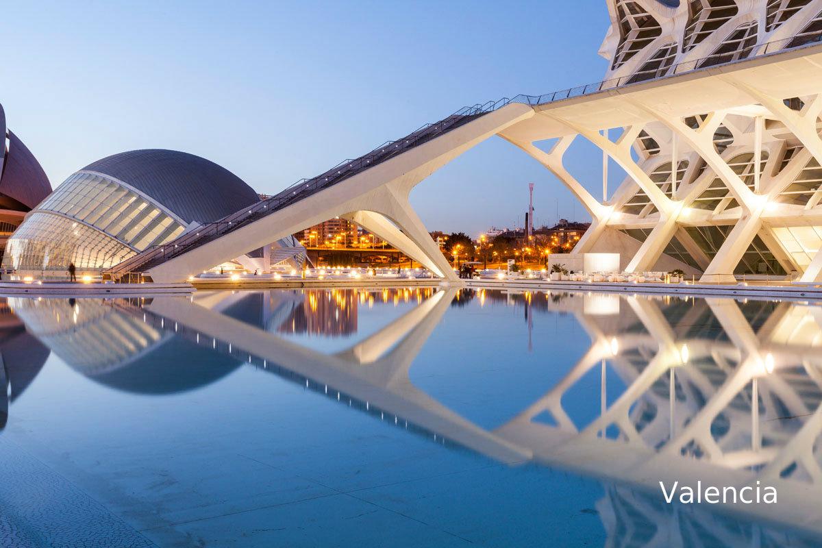 Valencia, Comunidad Valenciana