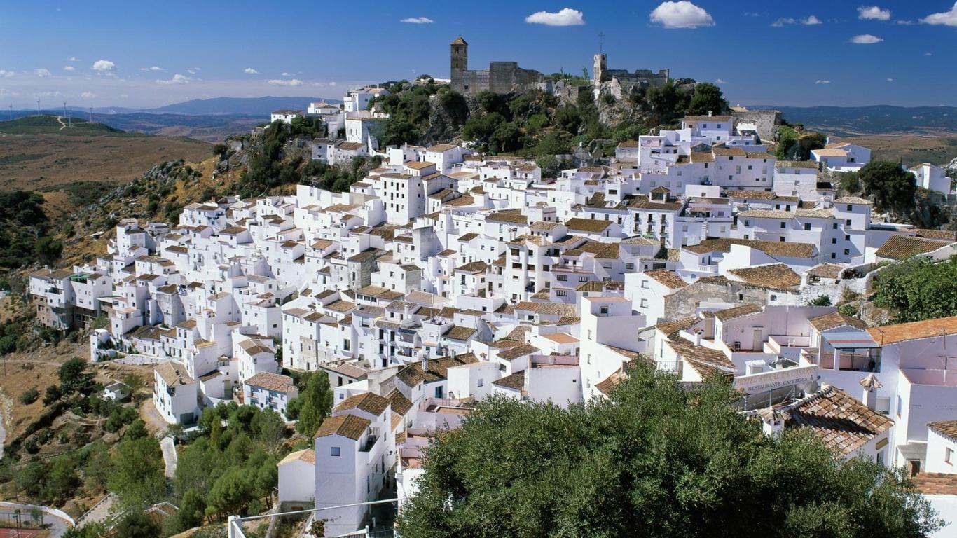 Casares Spanje