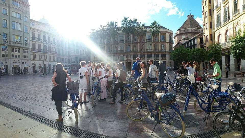 Fietsen In Málaga