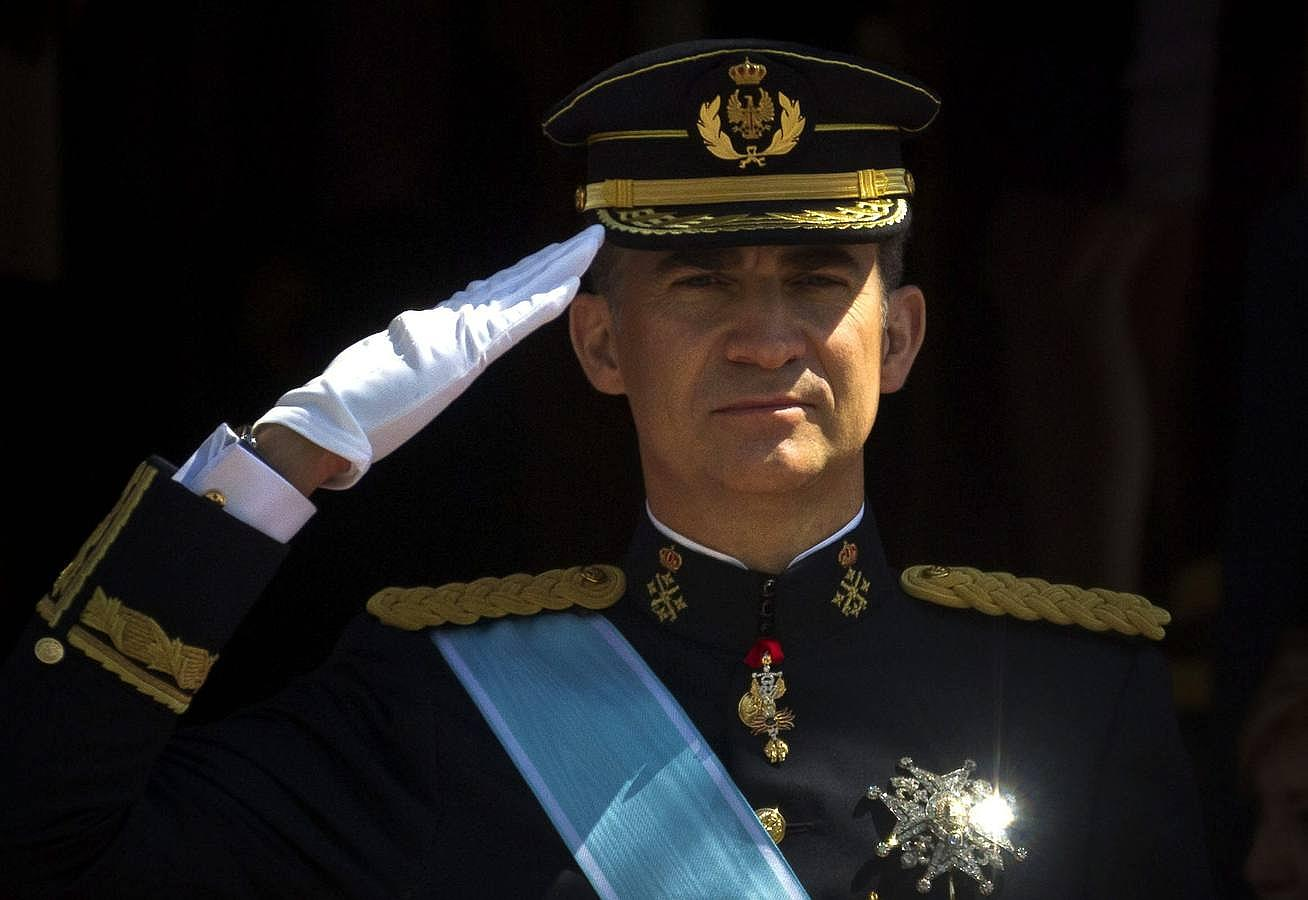 Koning Felipe