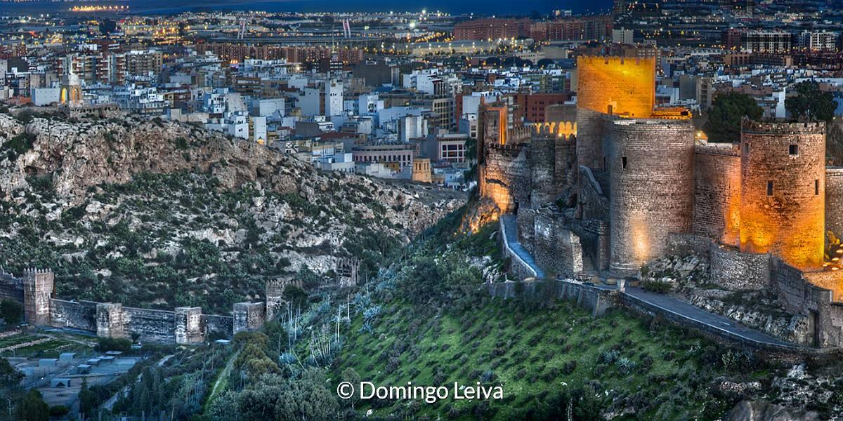 Alcazaba De Almería & Muralla De Jairan (Almeria) – Foto Domingo Leiva