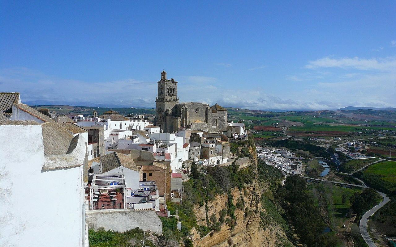 Arcos De La Frontera (uitzicht)