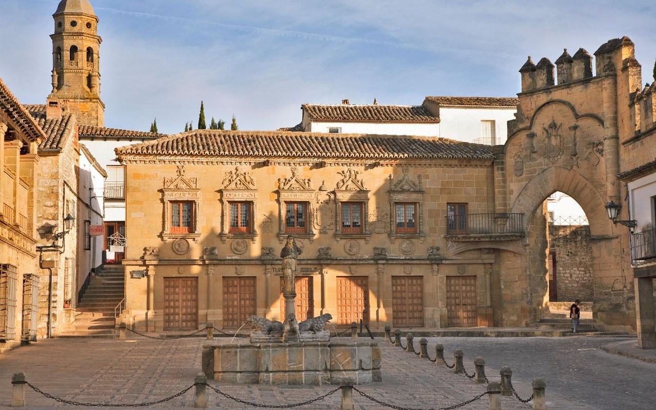 Baeza, Jaén (Andalusië)