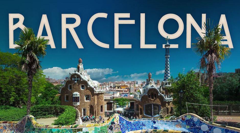 Barcelona Video 1