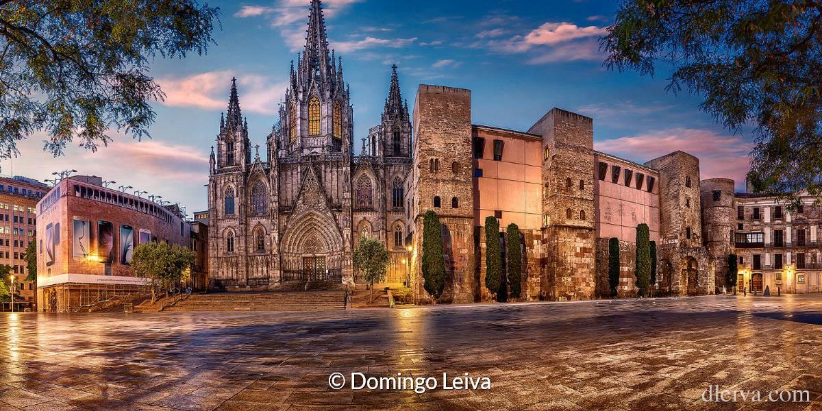 Catedral (Barcelona) – Foto Domingo Leiva
