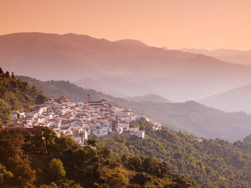 Dorpen Op Heuvels – Algatocín (Málaga)