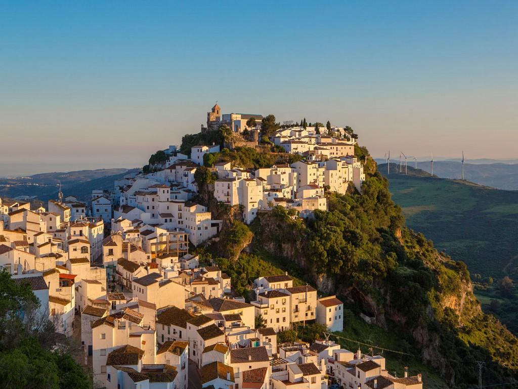 Dorpen Op Heuvels – Casares (Malaga)