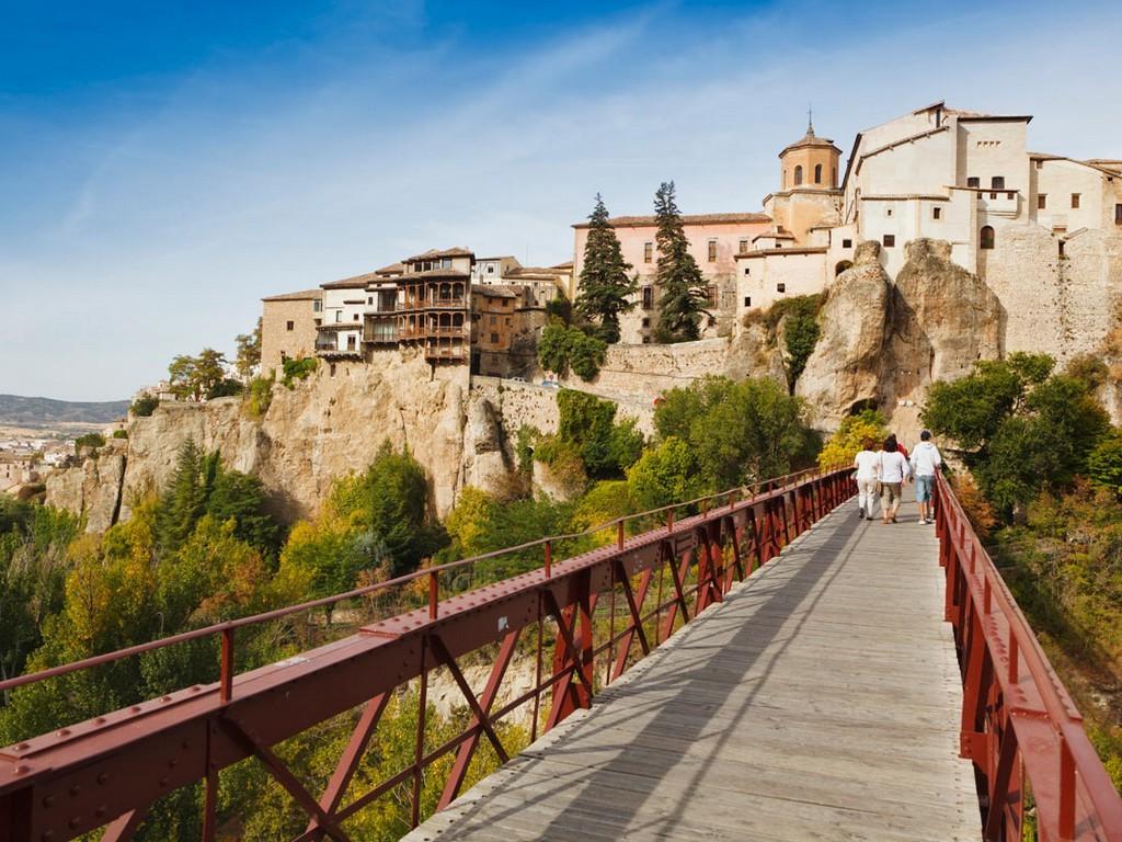 Dorpen Op Heuvels – Cuenca (Castilla La Mancha)