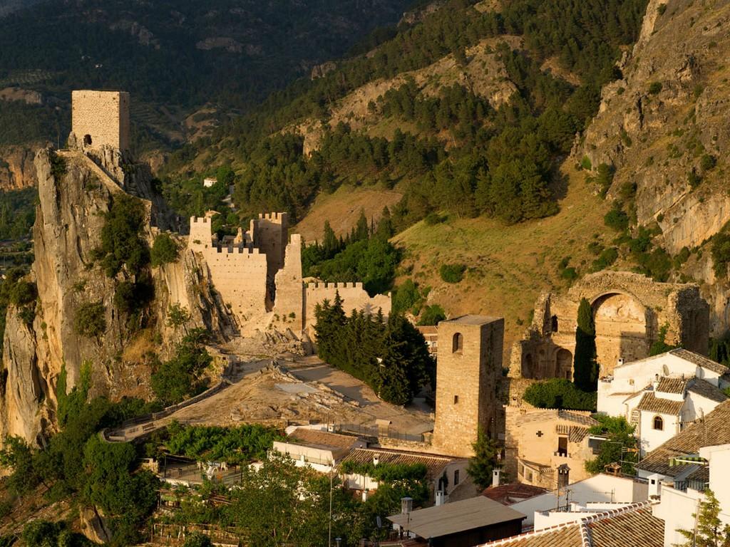Dorpen Op Heuvels – La Iruela (Jaén)