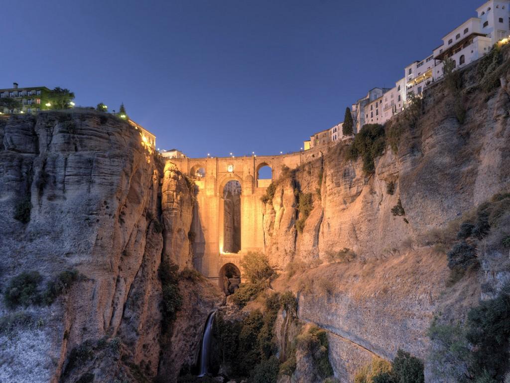 Dorpen Op Heuvels – Ronda (Malaga)