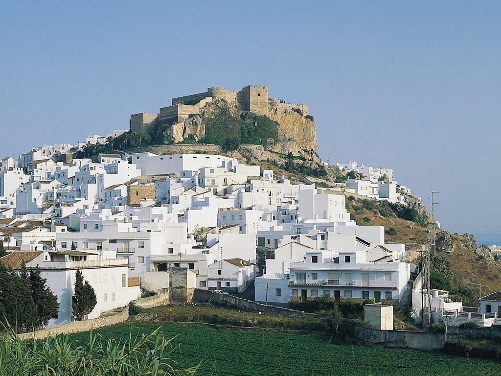 Dorpen Op Heuvels – Salobreña (Granada)