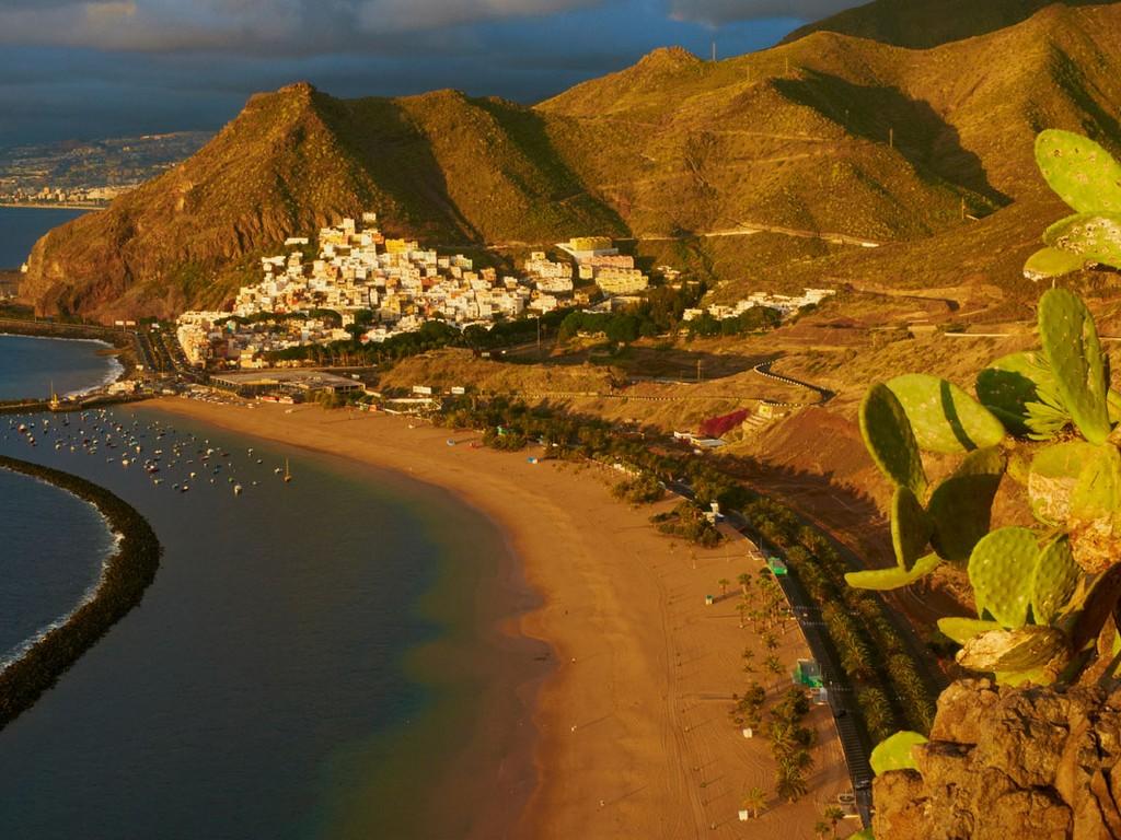 Dorpen Op Heuvels – San Andrés (Tenerife)