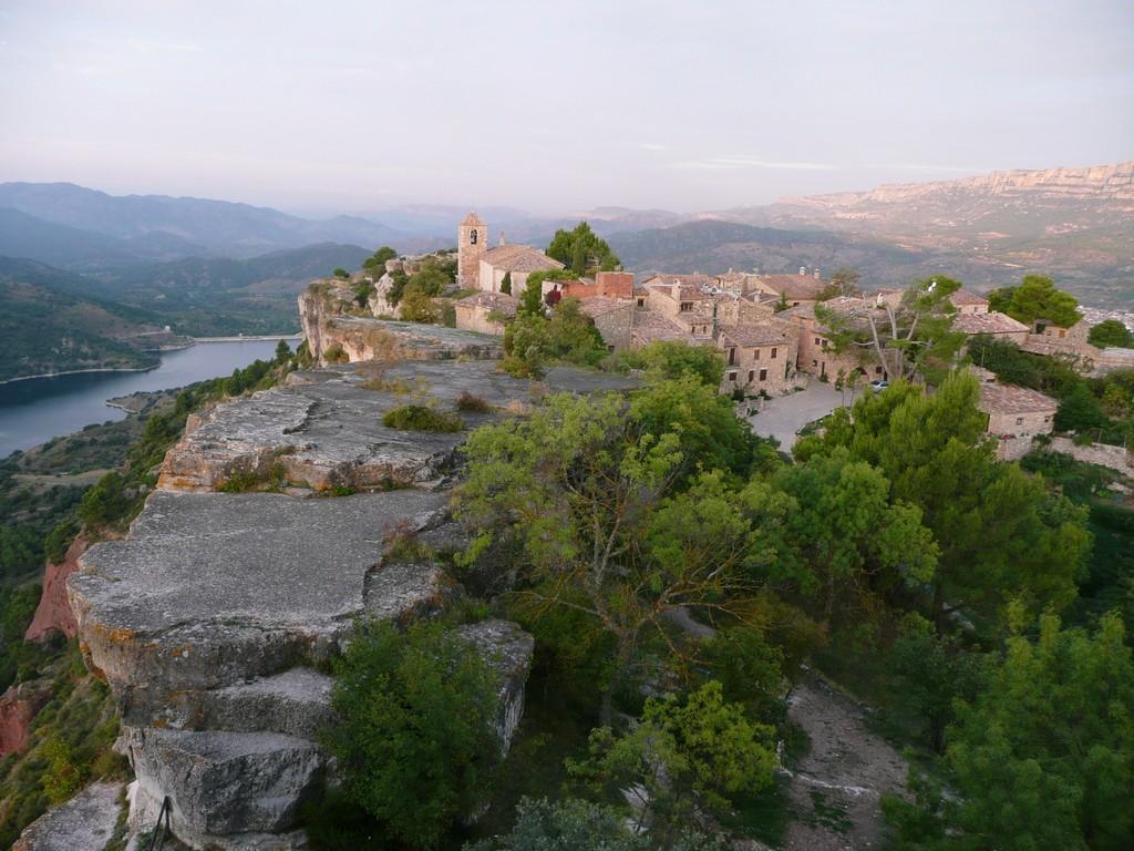 Dorpen Op Heuvels – Siurana (Tarragona)