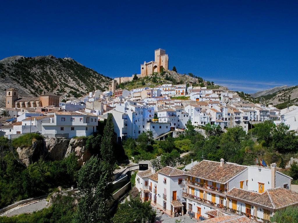 Dorpen Op Heuvels – Vélez Blanco (Almería)