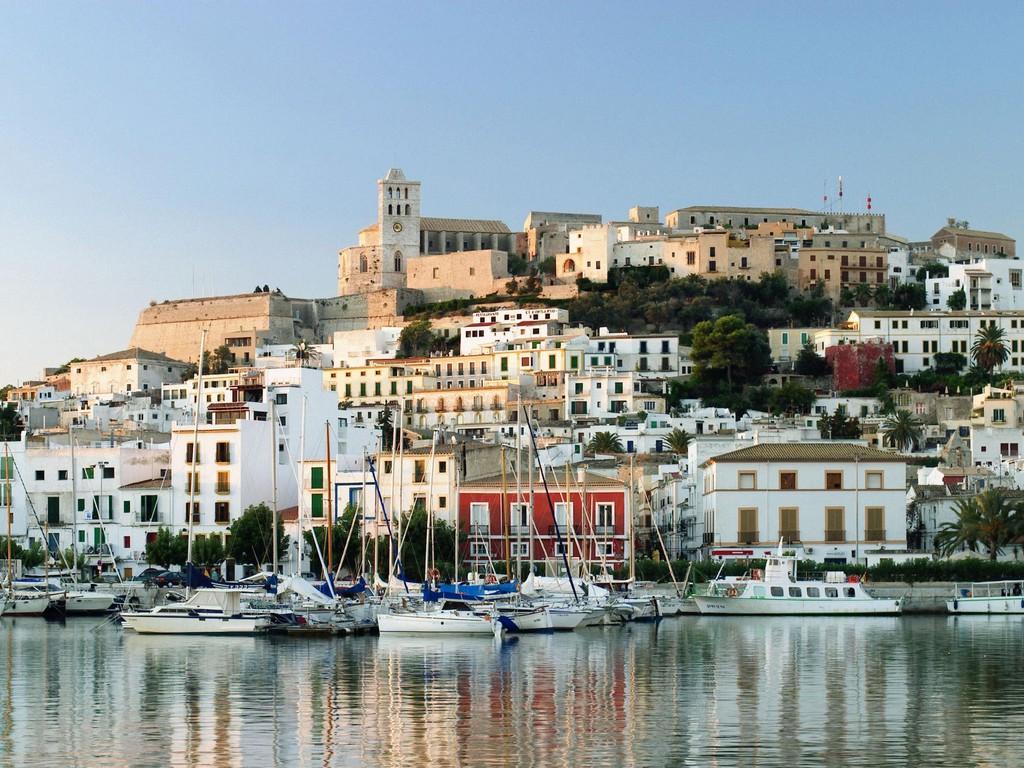 Eivisa, Ibiza. Balearen