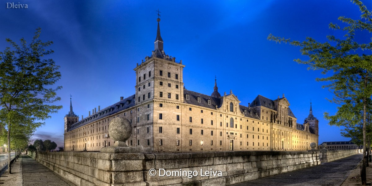 El Escorial (Madrid) – Foto Domingo Leiva