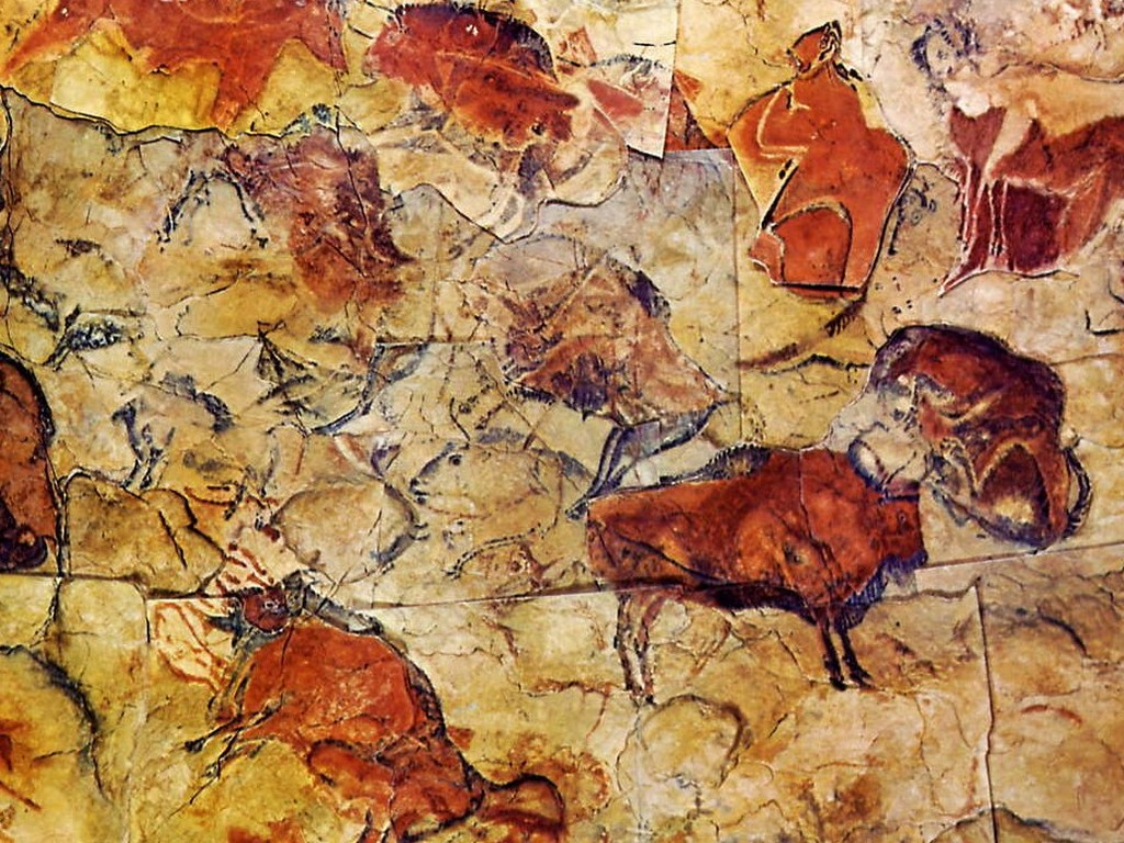 Grotten Van Altamira, Cantabrië
