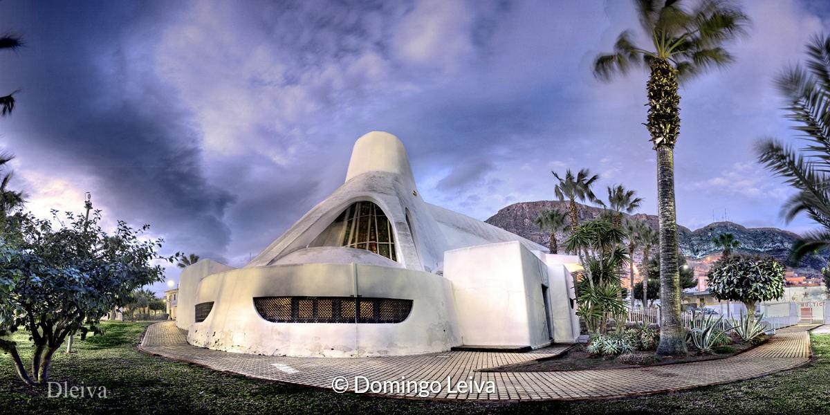 Iglesia De Aguadulce (Almería) – Foto Domingo Leiva