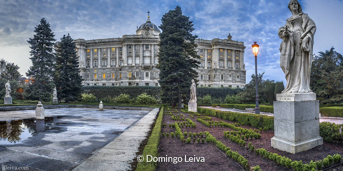 Palacio Real (Madrid) – Foto Domingo Leiva