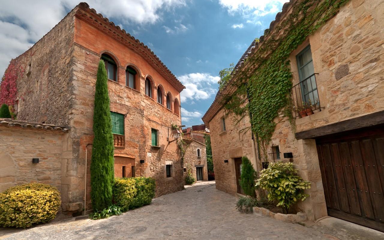 Peratallada, Girona (Catalonië)