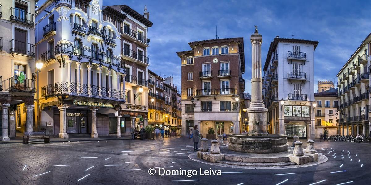 Plaza Del Torico (Teruel) – Foto Domingo Leiva