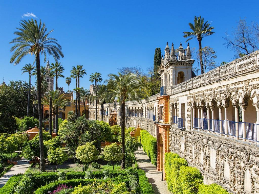 Real Alcazar Sevilla – Foto Traveler.es