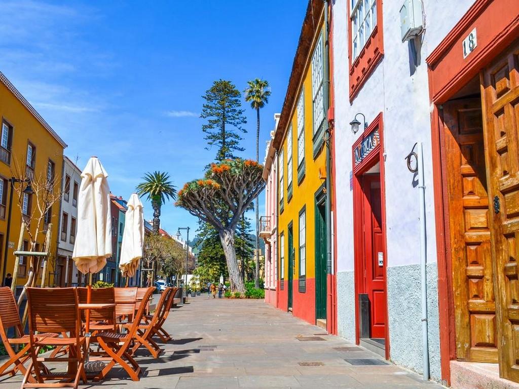 San Cristobal De La Laguna, Tenerife – Foto Ondrej Huk (500px.com)