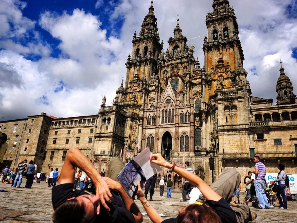 Santiago De Compostela – Galicië