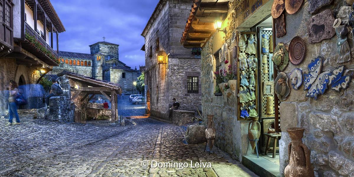 Santillana Del Mar (Cantabria) – Foto Domingo Leiva