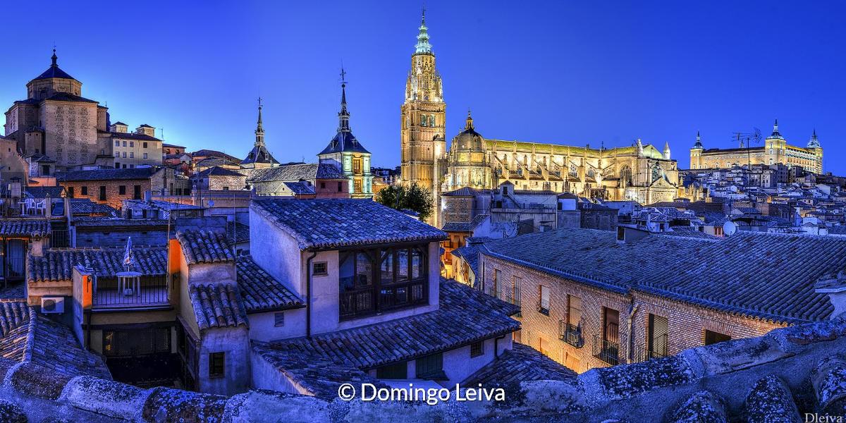 Toledo (Castilla La Mancha) – Foto Domingo Leiva