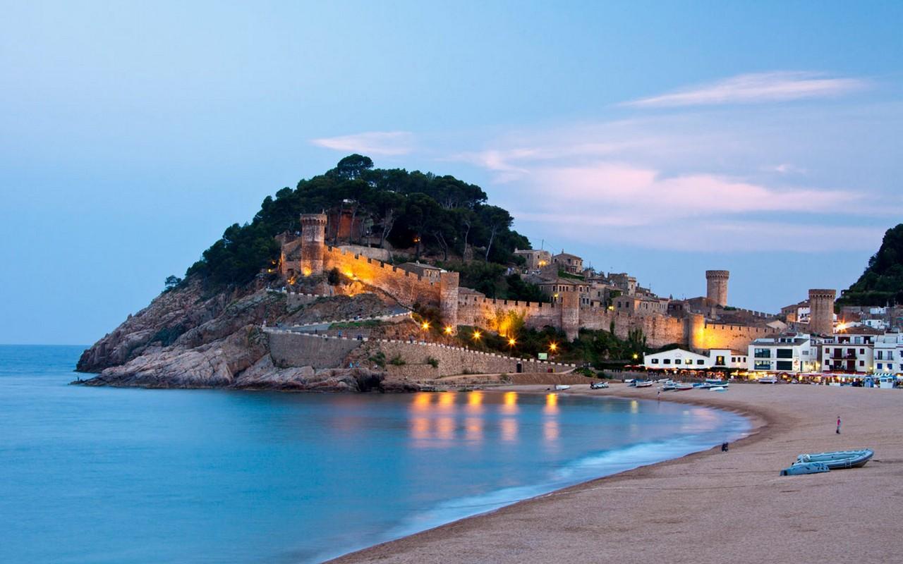 Tossa De Mar, Girona (Catalonië)
