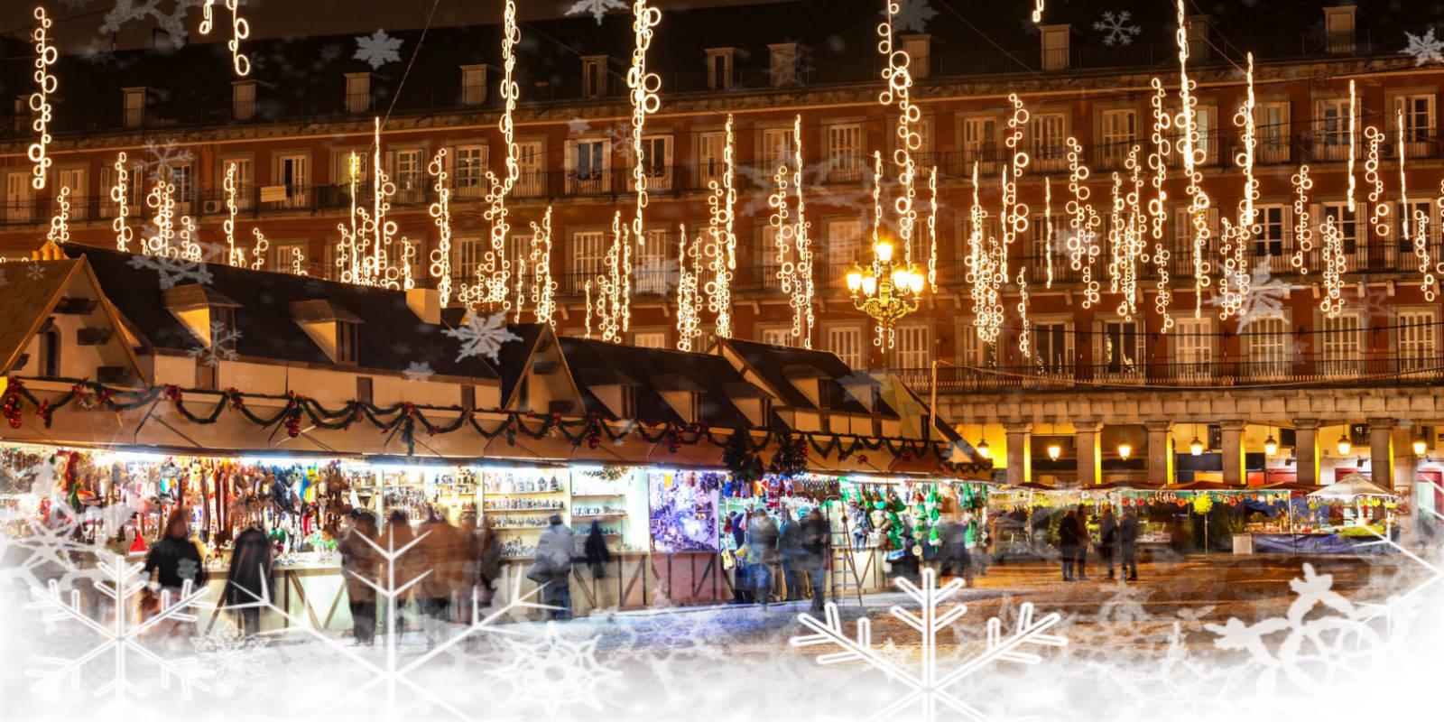 Kerstmarkt Madrid1a