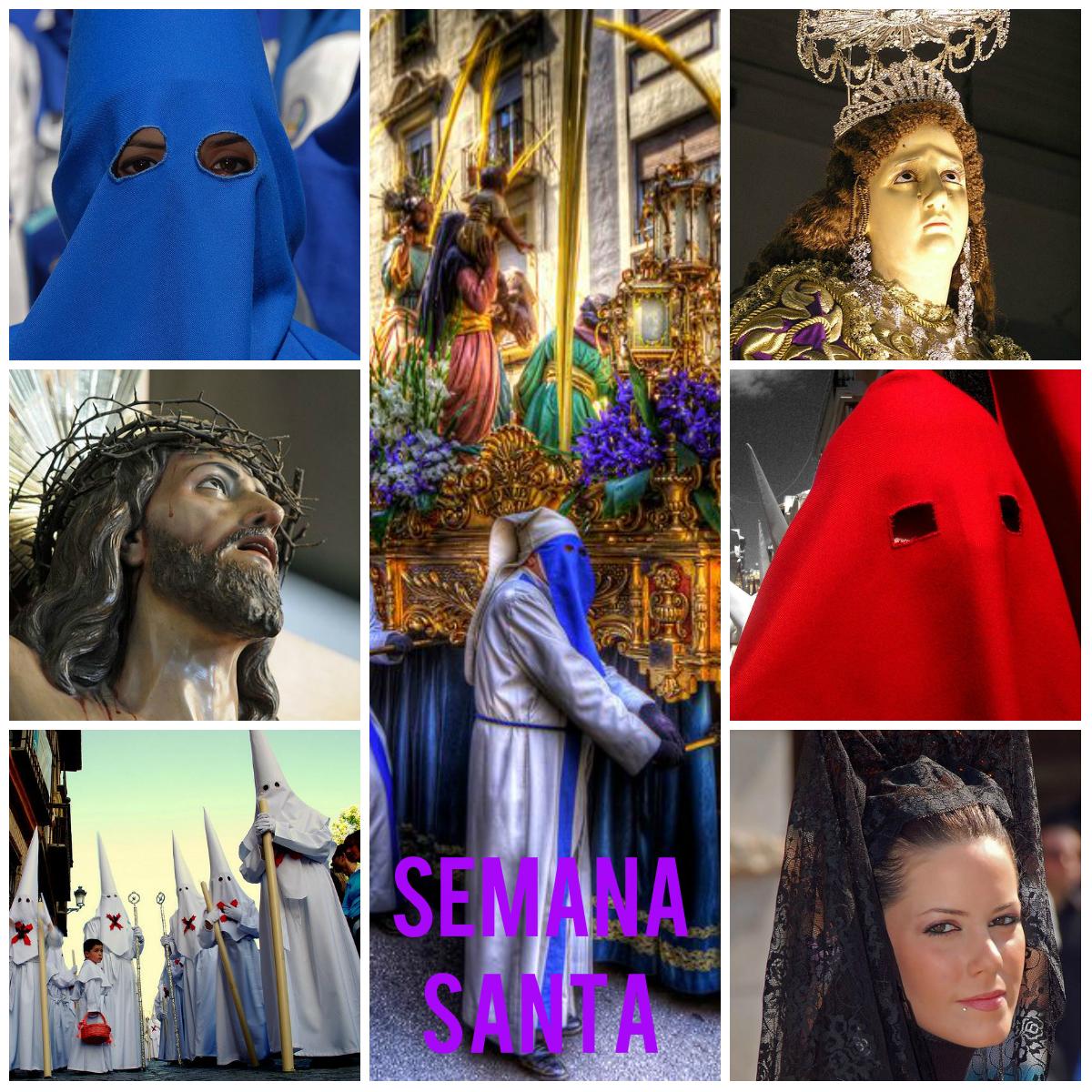 Semana Santa In Spanje