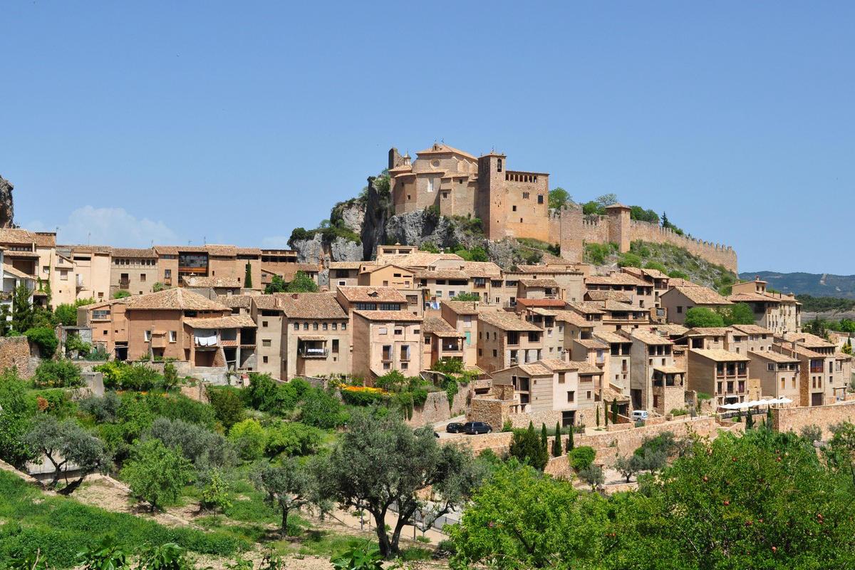 Alquezar, Huesca (Aragon)