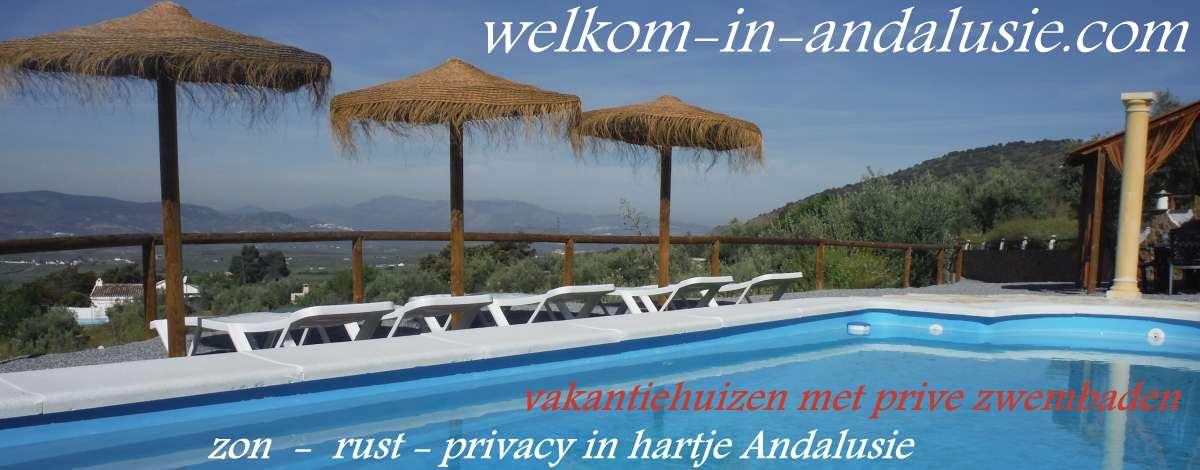 Vakantiehuizen Andalusie