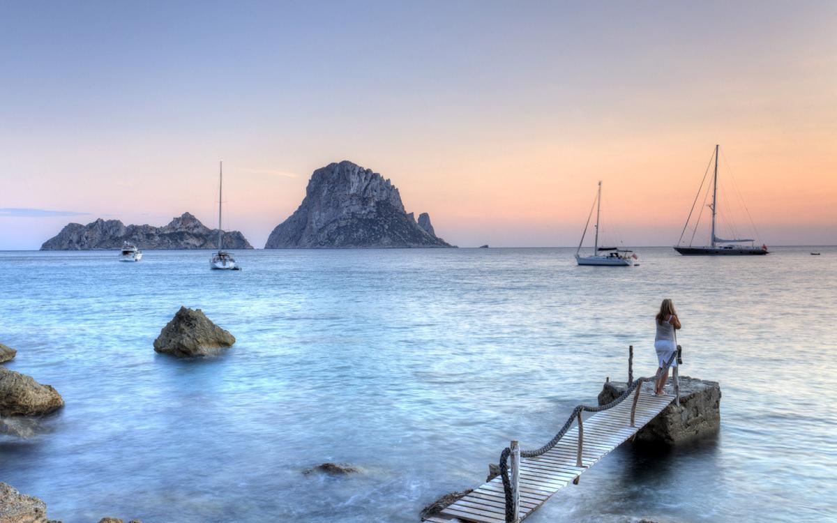 Cala D´Hort (Ibiza)