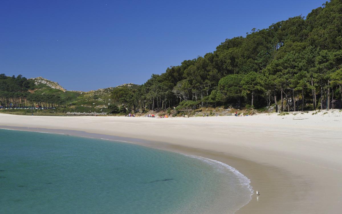 Parque Nacional De Las Islas Atlánticas (Galicia)