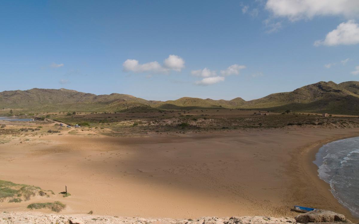 Playa De Calblanque (Murcia)